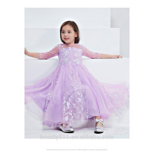 Frock Design For Baby Girl Children Kids Summer Party Dress ED643