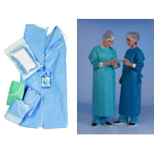 Disposable PP Nonwoven Blue Medical Non Woven Fabric for Disposable Hospital Clothing