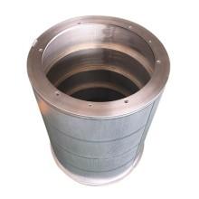 Stainless Steel Filter Paper Machine Screen Basket