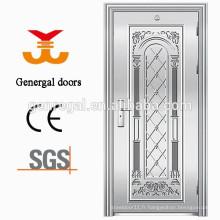 Porte d'entrée en acier inoxydable 304