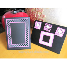 wholesales China die cut flexible magnetic fridge picture photo frame------Hello Kitty houseware