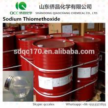 Intermédiaires Thiométhoxyde de sodium CAS 5188-07-8