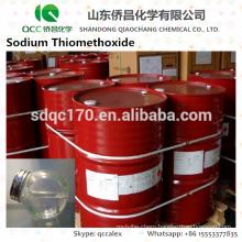 Intermediates Sodium thiomethoxide CAS 5188-07-8