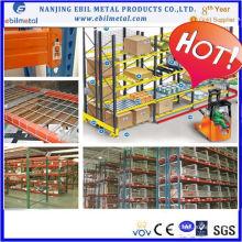 Stockage à palettes en acier à rangement personnalisé (EBIL-GTHJ)