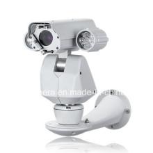 IR Night View Waterproof WDR Pan Tilt System PTZ Camera