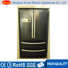 "36""French Stainless Steel Door Refrigerator with Bottom Freezers"
