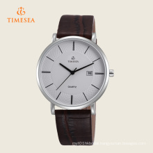 Hot Selling Brand Leather Watch Men 72335