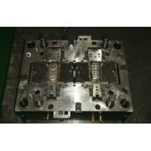 Hot Runner Plastic Custom Injection Molding , PMMA PC ABS I