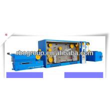 Machine de cuivre de tréfilage intermédiaire 17DS(0.4-1.8) engrenages type haute vitesse (préengageur fils)