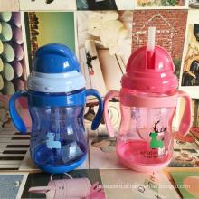 Garrafa de água de plástico para crianças