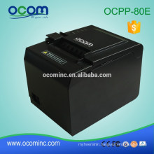 80mm thermal pos printer with Auto Cutter(OCPP-80E)