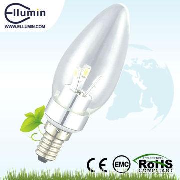 SMD LED Candle Style Bulb