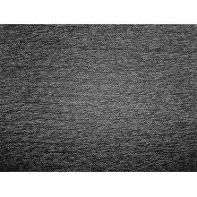 Tissu teint teinté en fil de polie et en fil de lin en laine