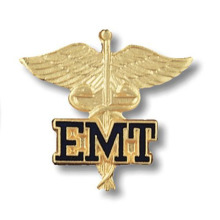 Emergency Response Team EMT Lapel Pin