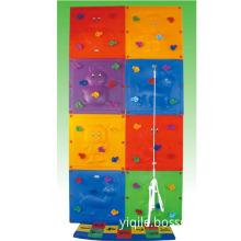 Good Quality Kids Climbing Wall (YQL-14601A)