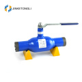 High Quality Worm Gear Fixed Welded Ball Valve DN500