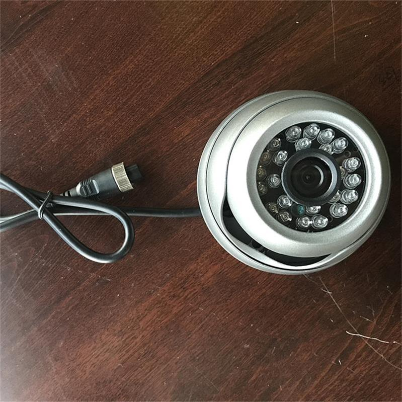 Security Car Dome Camera