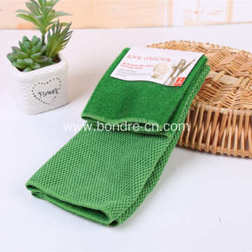 Microfiber Cleaning Towel With PP Fiber