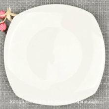 FDA утвержденных фарфоровая тарелка 10,5 дюймов