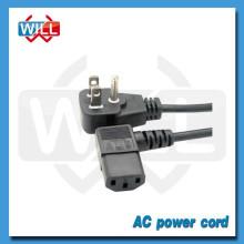 Certificado UL CUL EE.UU. Canadá estándar c13 a c19 enchufe eléctrico con IEC
