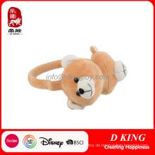 Plüsch gefüllte Kinder Spielzeug Ohrenschützer für den Winter