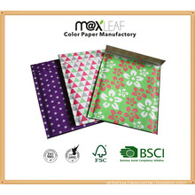 Customizable Size 21.5*17cm Color Printed Bubble Envelopes
