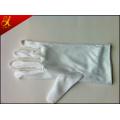Material de algodão Bleach luvas de trabalho