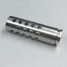 Precisión CNC de mecanizado de aluminio desecante manga