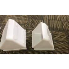 CUBO DE ARROZ DE PLÁSTICO utilizado en molino de arroz