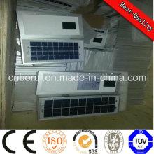 Nouvelle lumière solaire automatique rechargeable solaire intégrée de source d'énergie de batterie au lithium de 12W de réverbère solaire