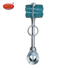 TDS-100H-M2 + S1 Pinza de medición del caudalímetro ultrasónico en el sensor