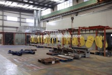 trade assurance steel spray paint and drying equipment price for production coating line