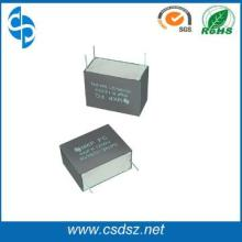 High Frequency Current Copper Nut leads DC Link Capacitor
