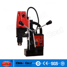 China Preço de máquina magnético portátil da broca da mão do grupo de carvão 16mm