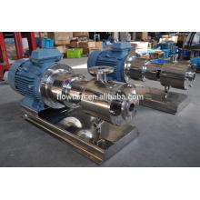 Pompe à émulsion mélangeuse à haute pression multi-étages à haute cisaille