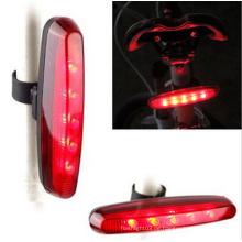 5 LEDs Rückleuchte mit LED