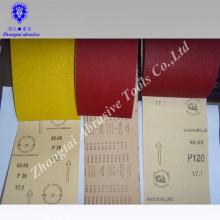 Fabrication de rouleaux de papier de haute qualité