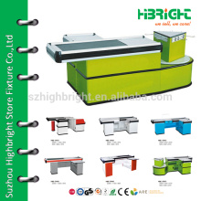 retail cash counters and wraps