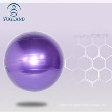 yugland colorful durable custom logo design mini black balance yoga ball