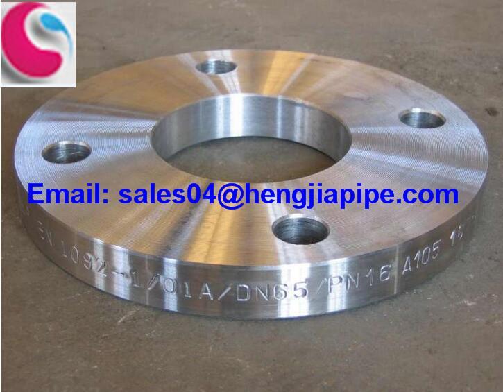 A105 plate flange