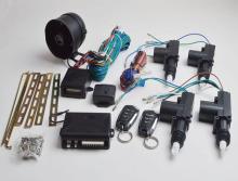セントラル ロック アクチュエータ システムと車の警報