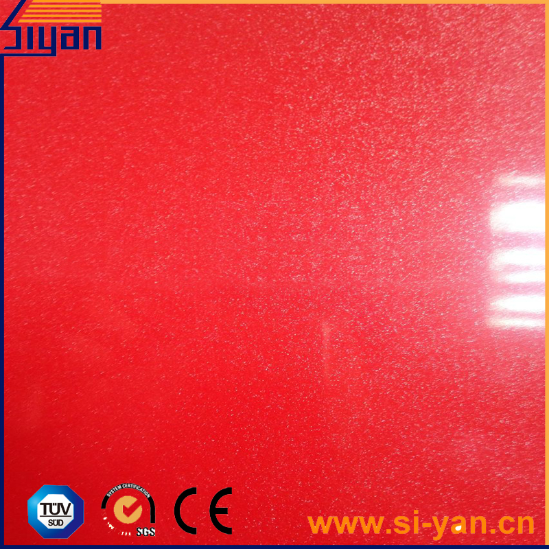 wooden cabinet door pvc texture laminating film