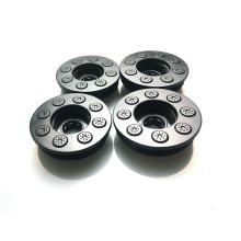Maker personnalisé ABS matière plastique injection sur l'accessoire électronique de moule