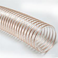 Tuyau flexible de conduit d'air d'unité centrale de fil enduit de cuivre télescopique flexible de 0.4 millimètres