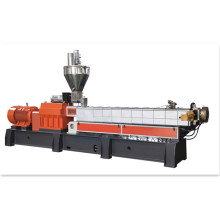 parallel co-rotating twin screw extruder for masterbatch