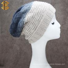 Grossiste Genre Color Mode Style Beanie Bonnet d'hiver pour hommes
