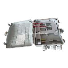 Caixas de divisão de fibra óptica ao ar livre