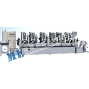 ML High Speed Label Printing Machine