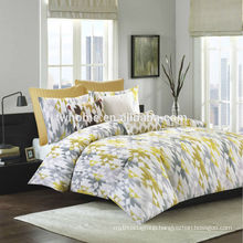 Ink & Ivy Sierra Mini Comforter Bedding Cotton Duvet Cover Yellow