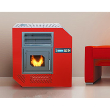 Indoor Using Automatic Wood Pellet Stove with Remote Control (NB-PE07)